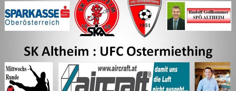 SKA 3:1 UFC Ostermiething