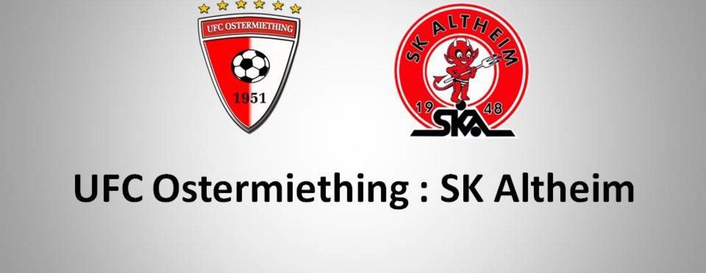 Niederlage in Ostermiething