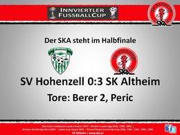 SV Hohenzell 0:3 SK Altheim
