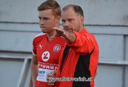 Wolfgang Felber nicht mehr Trainer