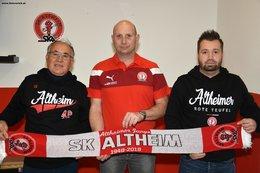 Thomas Klochan neuer Trainer beim SKA