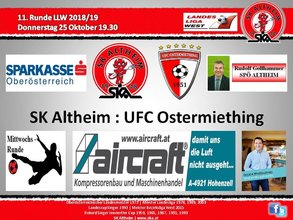 SKA Ostermiething 2018Herbst